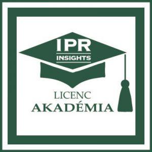 IPR-Insights LicencAkademia Alapozo logo